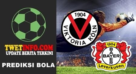 Prediksi Viktoria Koln vs Bayer Leverkusen