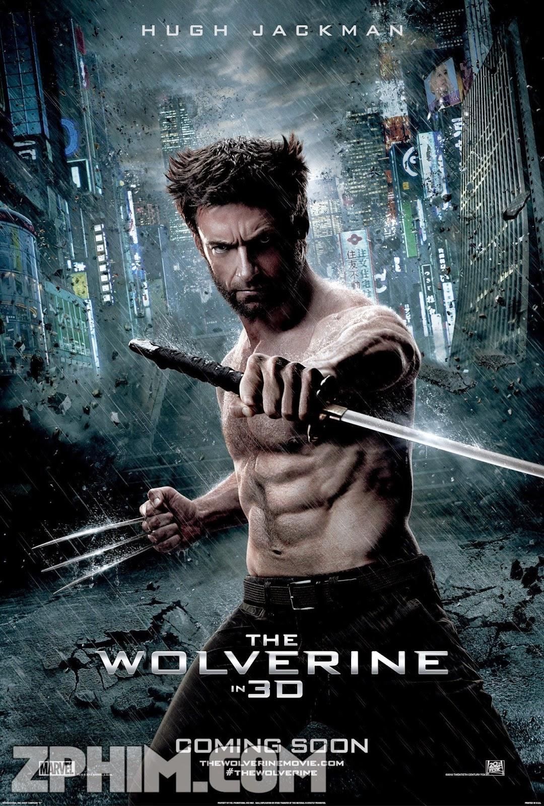 Người Sói - The Wolverine (2013) Poster