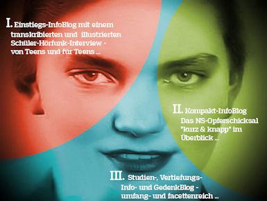 "3 InfoBlogs - 1 Schicksal: NS-""Euthanasie""-Opfer Erna Kronshage"