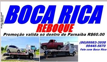 REBOQUE BOCA RICA