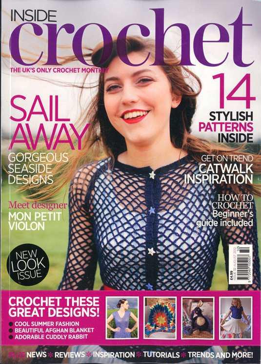 magazines crochet - Amazing Goods Servers