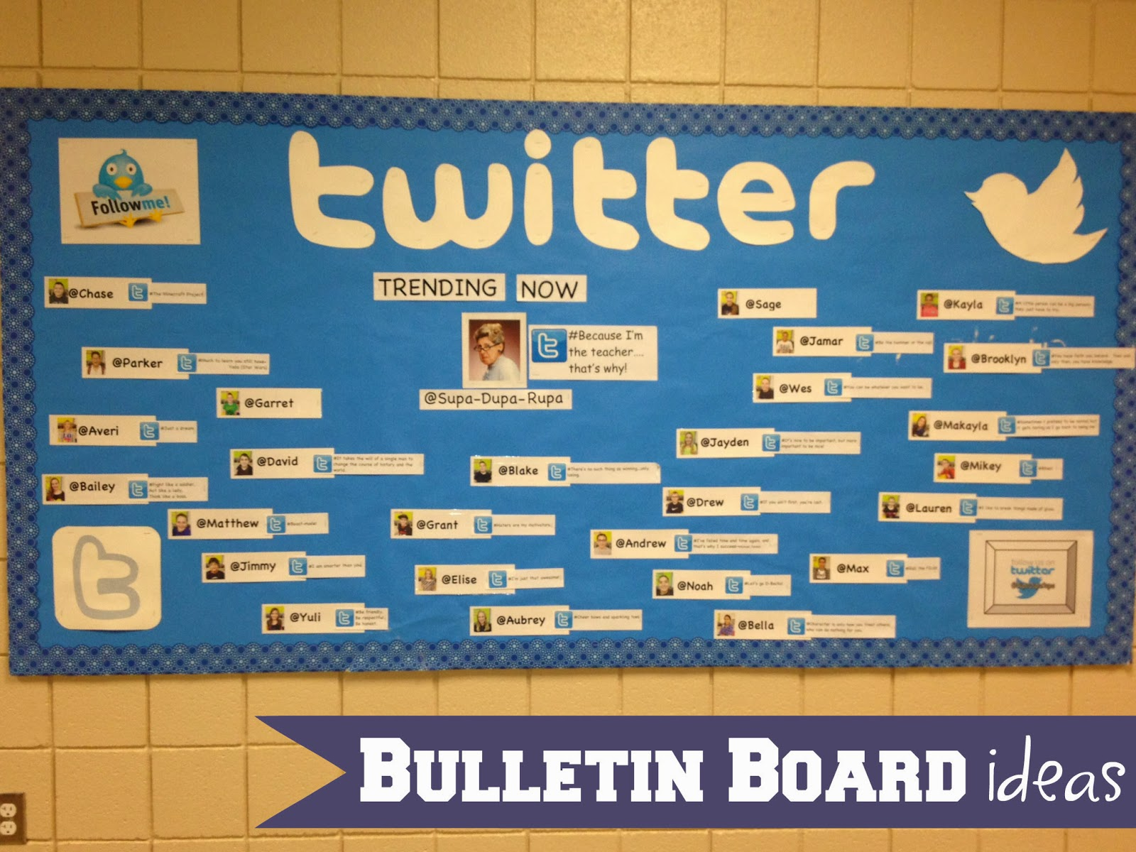 Classroom Ideas Bulletin Boards ~ Bulletin board ideas for middle school english soft