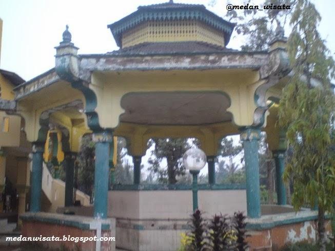 Tempat Wudhu Masjid al-osmani