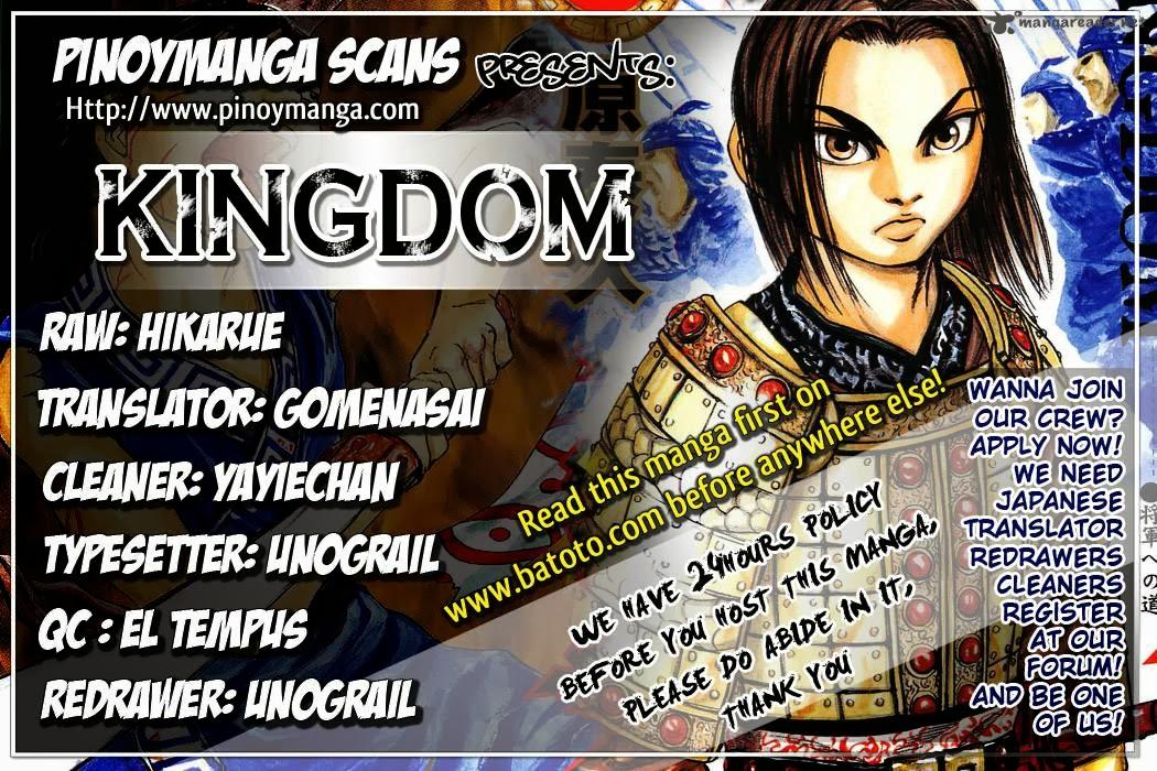Kingdom – Vương Giả Thiên Hạ (Tổng Hợp) chap 10 page 21 - IZTruyenTranh.com