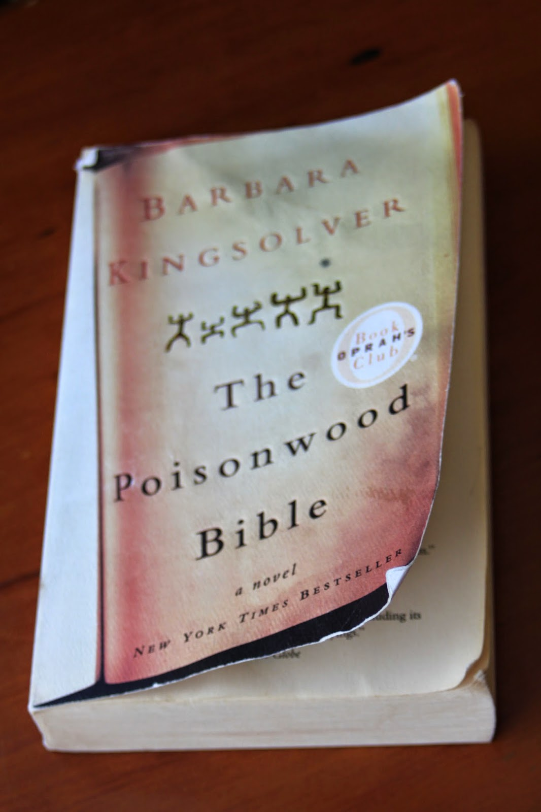 the poisonwood bible responses The poisonwood bible.