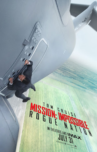 Mission: Impossible Rogue Nation (BRRip 720p Dual Latino / Ingles) (2015)