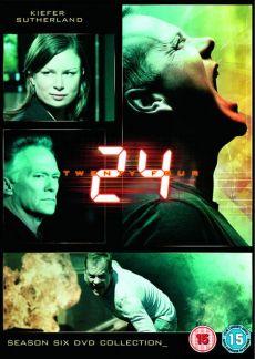 24 Giờ Chống Khủng Bố 6 Vietsub - 24 Hours Season 6 Vietsub (24/24) - (2006) - 2006
