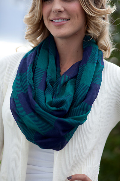http://www.ourworldboutique.com/collections/new-arrivals/products/plaid-infinity-scarf-green-blue
