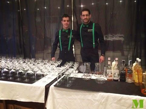 La agencia de Zaragoza Makoondo ofrece sus servicios de cocteleria tanto para empresas como particulares y organiza catas y cursos en Aspen Zaragoza.