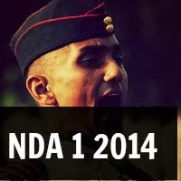 NDA 1 2014 Notification and Exam Date