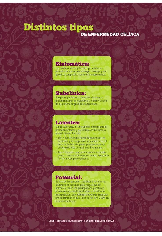 enfermedades celiacas