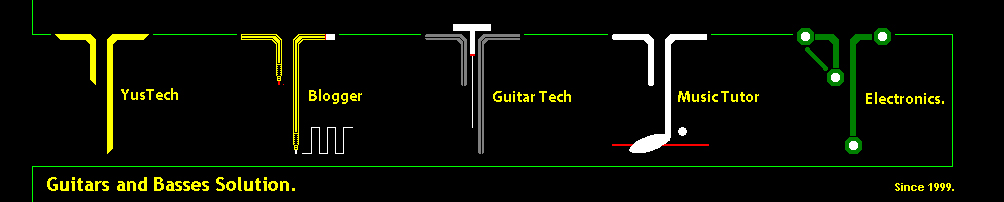 Yustech GT-Guitars and Basses Solution.