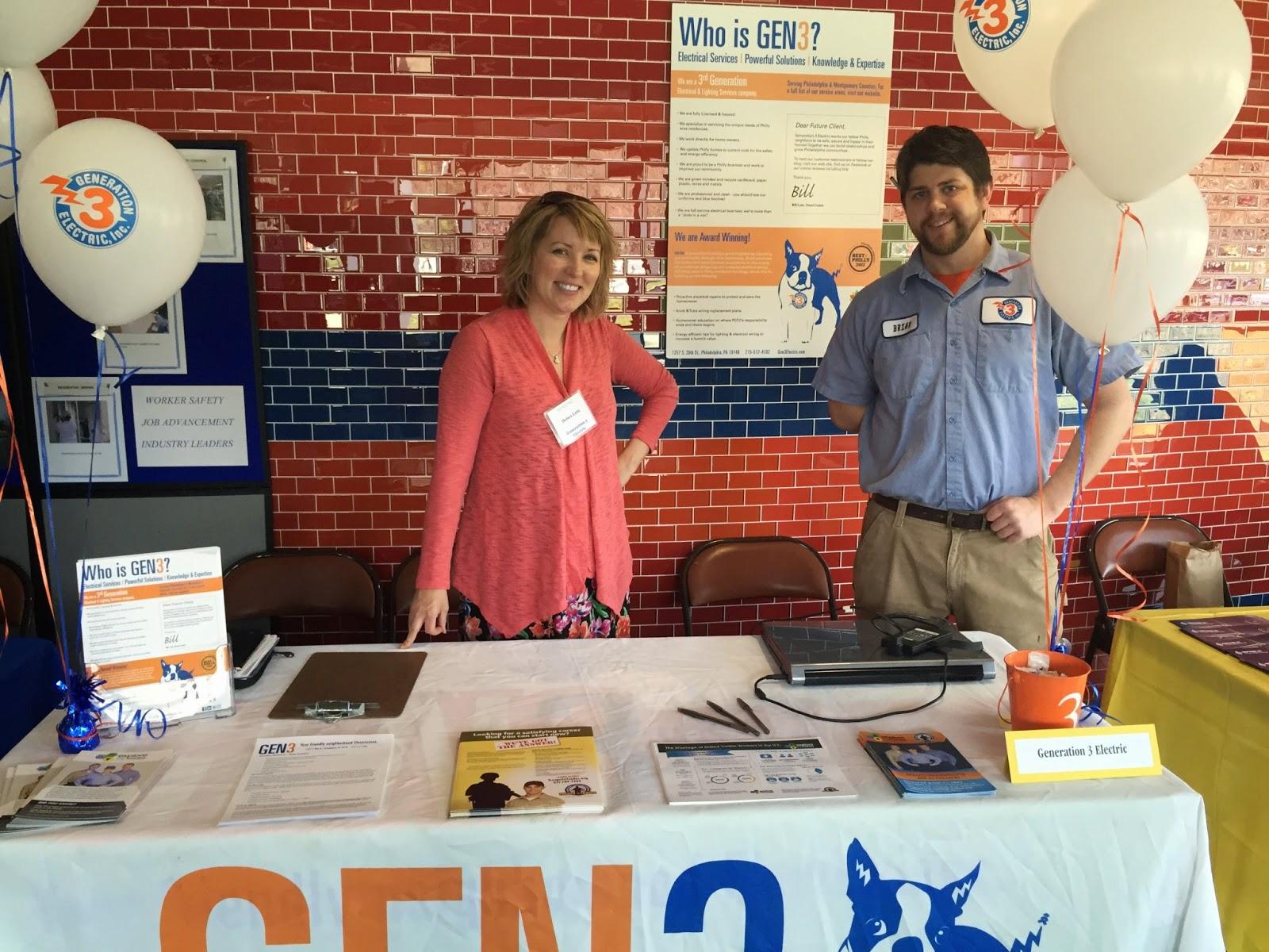 Delaware County Job Fair, Philadelphia electricians, delaware county electricians, employment