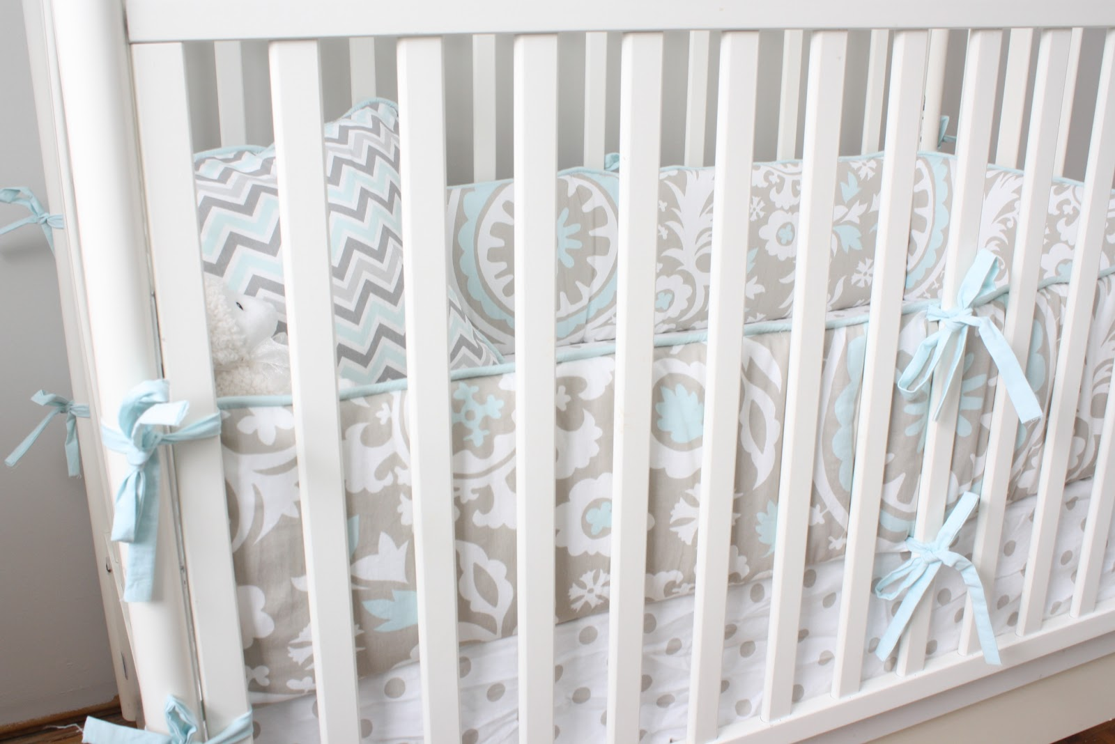 Heaven 39 S Gift Urbane Jane Diy Copycat Baby Bedding