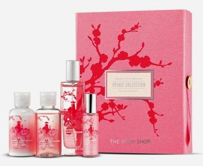The Body Shop Cerisier du Japon ensemble-cadeau