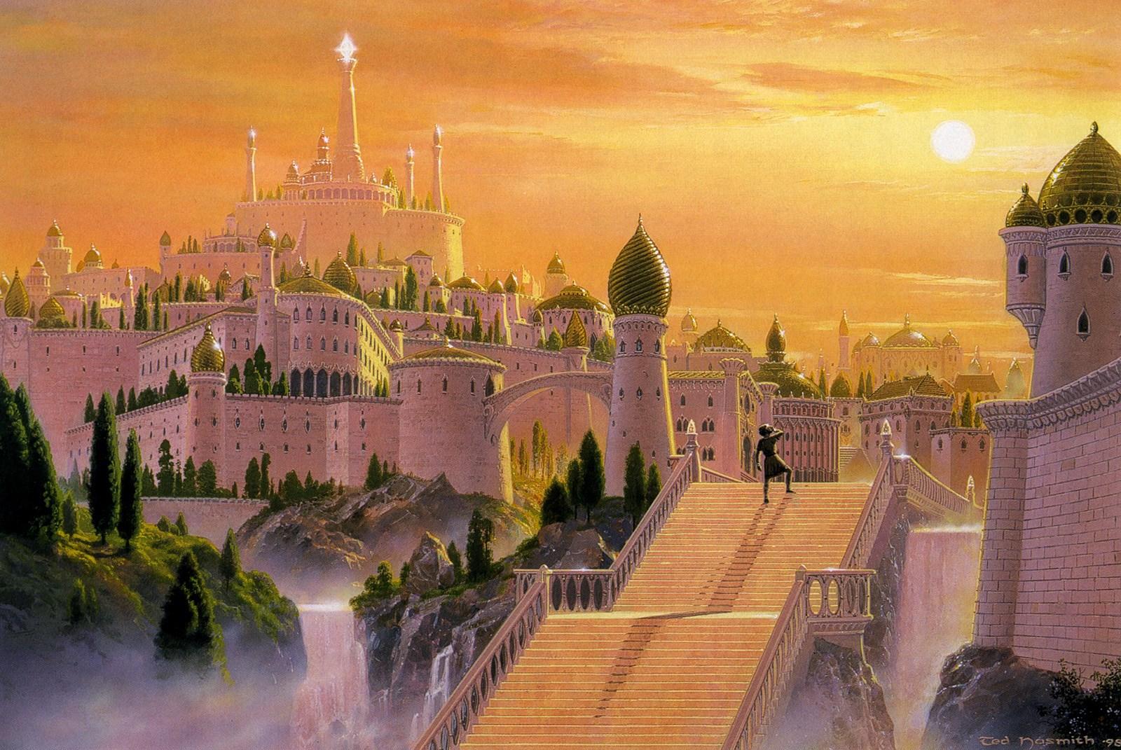 Moje království
