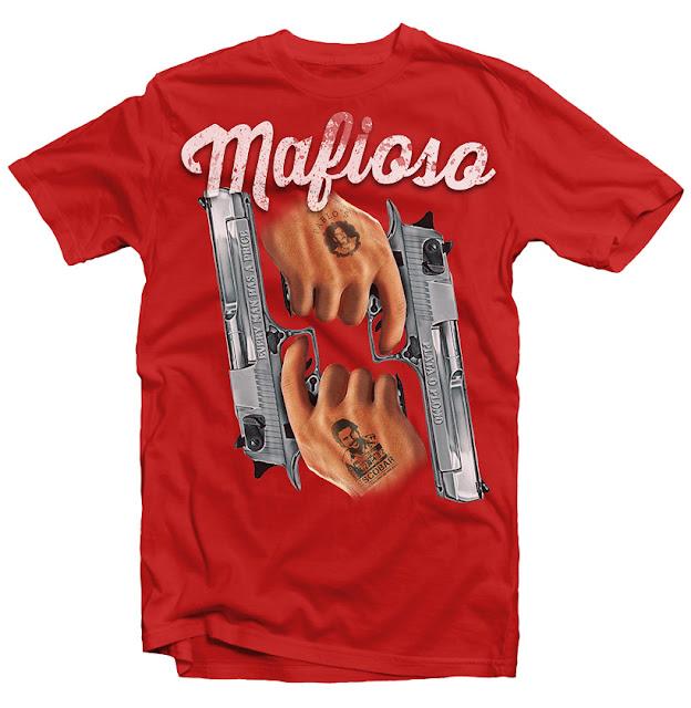 pablo escobar tshirt design