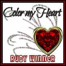 Color My Heart 2nd Runner Up