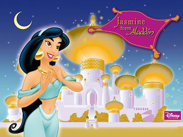 #6 Princess Jasmine Wallpaper