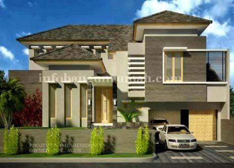 Desain Rumah Minimalis Modern  Lantaigambar Desain Rumah  Lantai