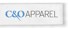 C&O Apparel logo