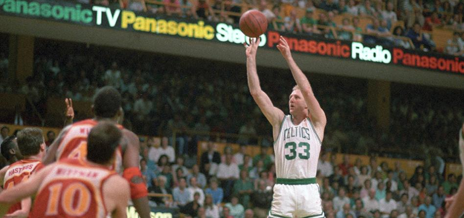 Greatest shooter of all time: Larry Bird vs. Steph Curry ...