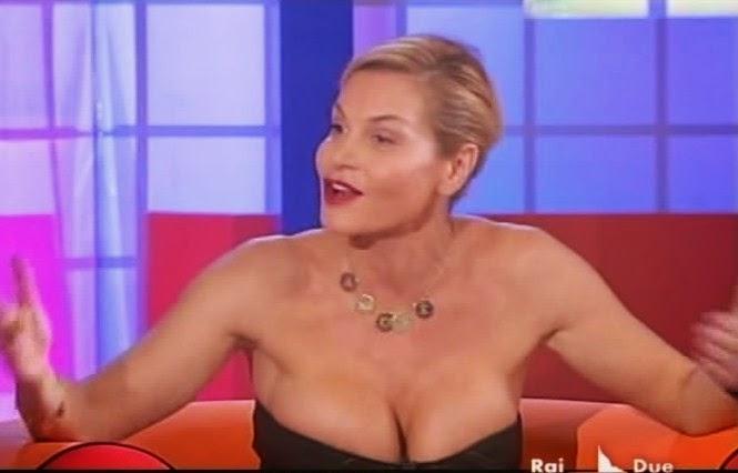 Piece Sounds Simona ventura nuda hot have won