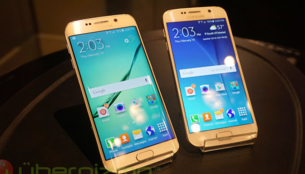 test Galaxy S6 ,test Galaxy S6 fire