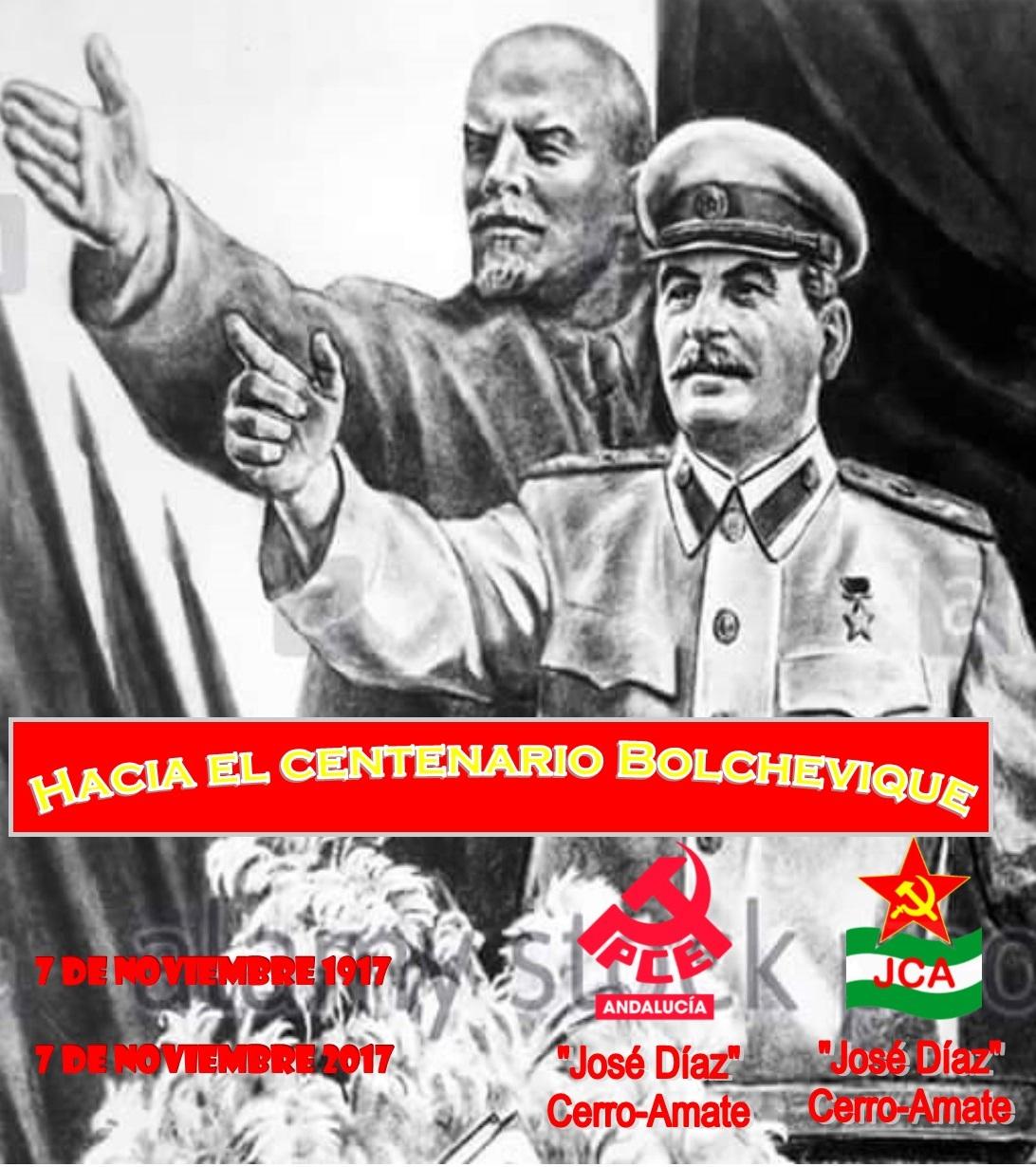 Centenario de la Revolución Bolchevique