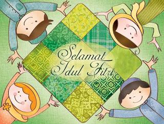 Kumpulan Kata Mutiara Menyambut Hari Raya Idul Fitri 2013