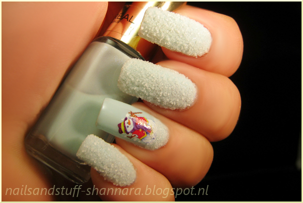 Nails And Stuff Extra Challenge Christmas Caviar Nail Art