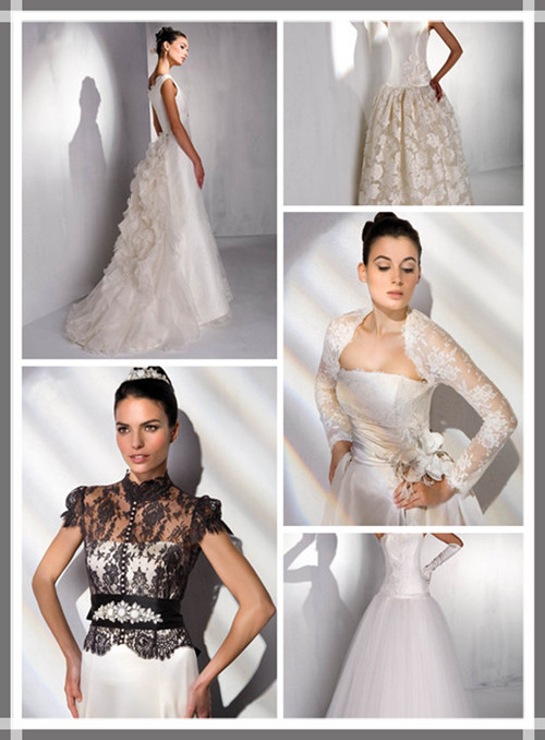 Beatriz Mateos Spring 2013 Bridal Collection