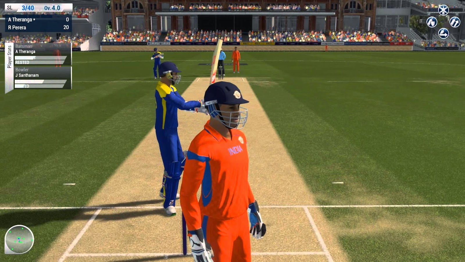new cricket games play online 2014