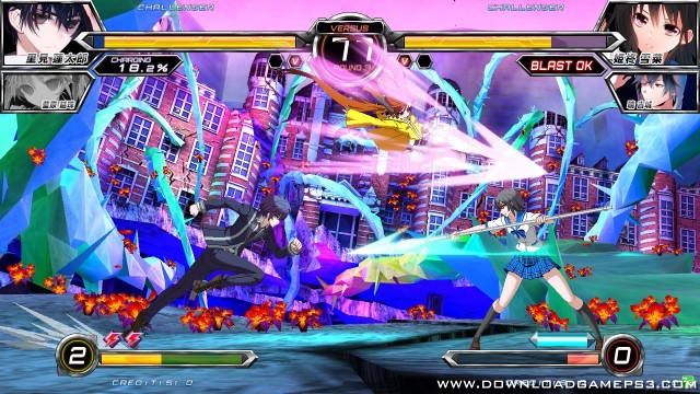 Characters Who Do Not Fight In The Original Works Game Includes From Numerous Dengeki Bunko Alongside Several Fan Favorite SEGA