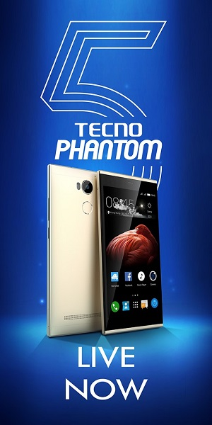 TECHNO PHANTOM 5