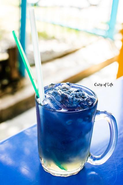 Alor Setar Blue Rice 亚罗士打蓝花饭