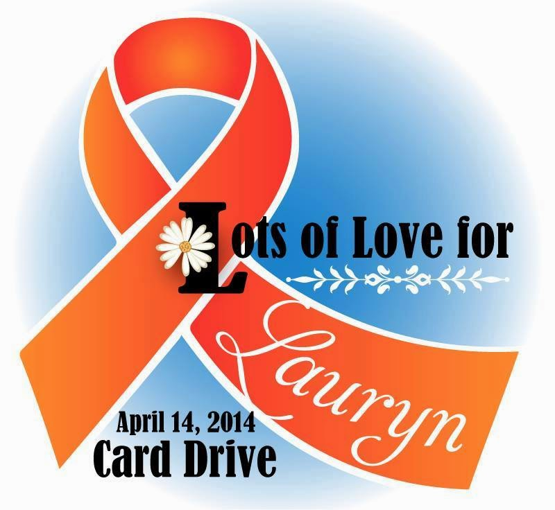 Card Drive + Blog Hop April 14-18