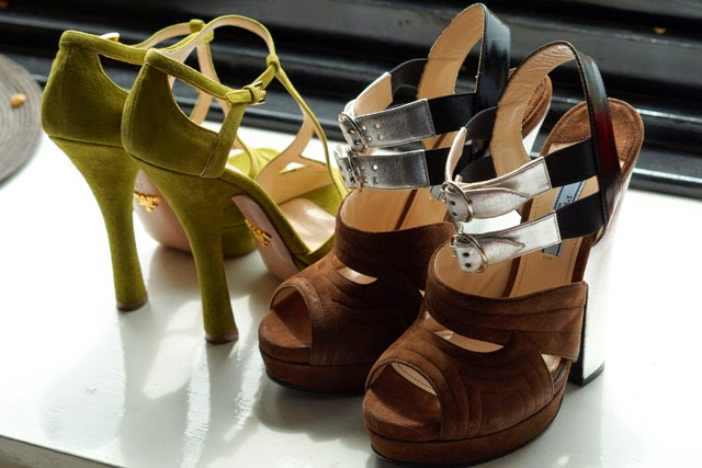 Prada shoe sandal