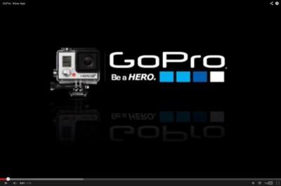 Xbox One Akan Dapatkan Aplikasi GoPro Channel