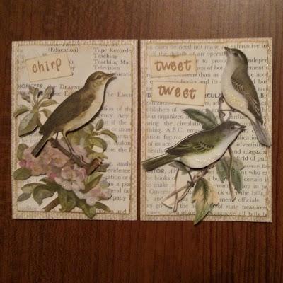 Chirp and Tweet Tweet