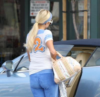 Paris Hilton Candids