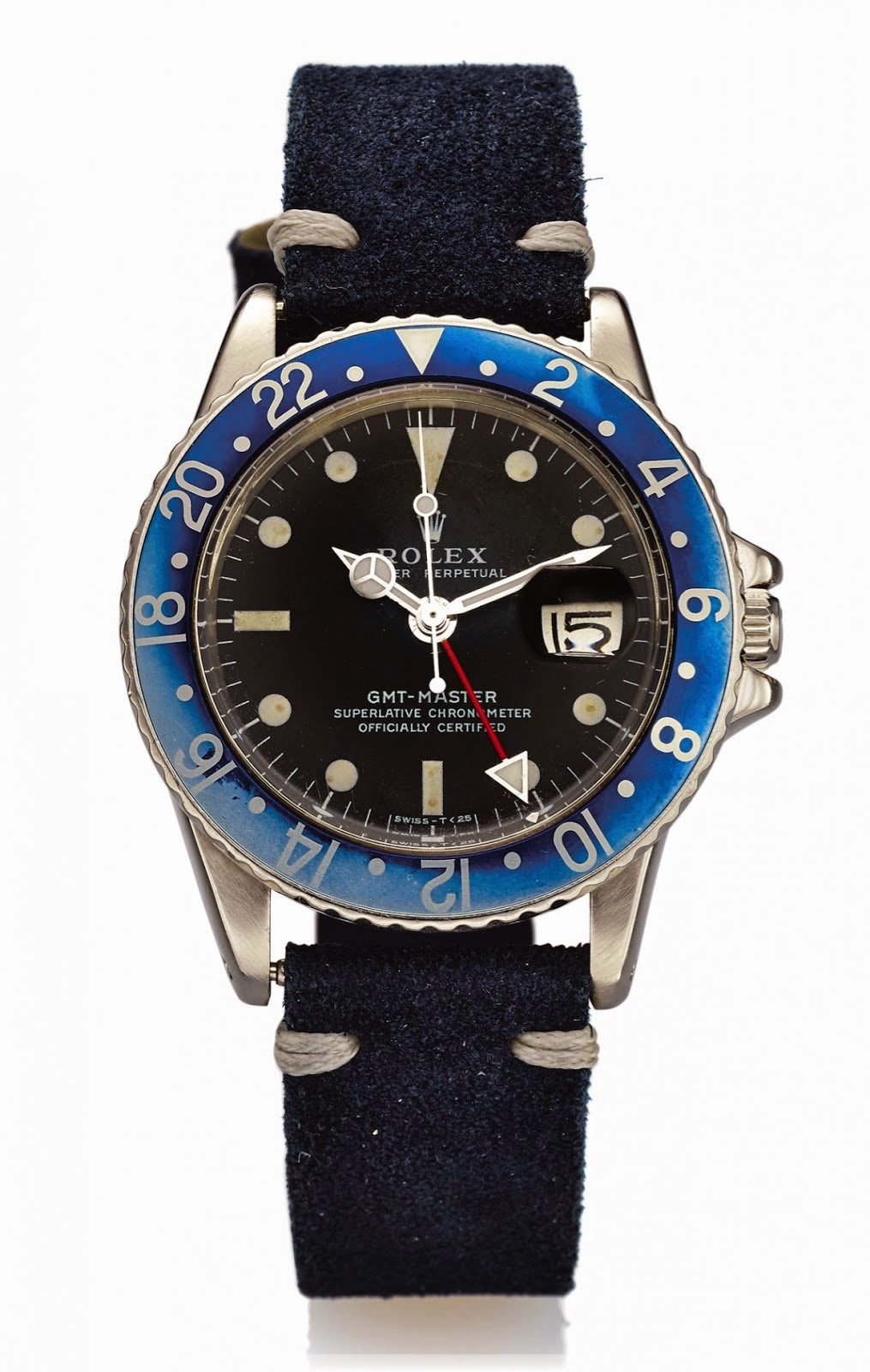GMT MASTER 1675 BLUEBERRIES