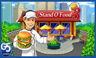 Screenshots of the Stand O'Food 3 for Android tablet, phone.