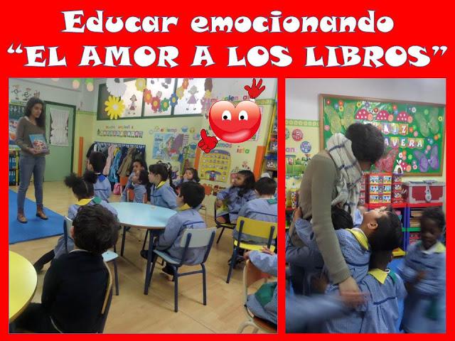 """Proyecto: """"Educar emocionando"""""""