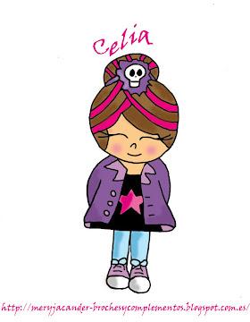Celia... Arrasando!!!!