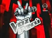 Ver La Voz Perú Frecuencia Latina, viernes 04 octubre 2013