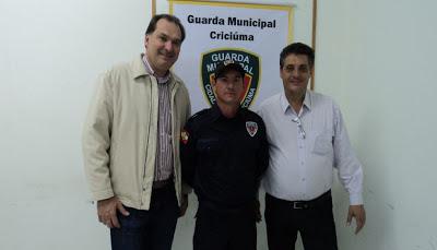 A partir de quarta-feira (24), a Guarda Municipal de Criciúma vai estar nas ruas com a nova farda na cor azul marinho.