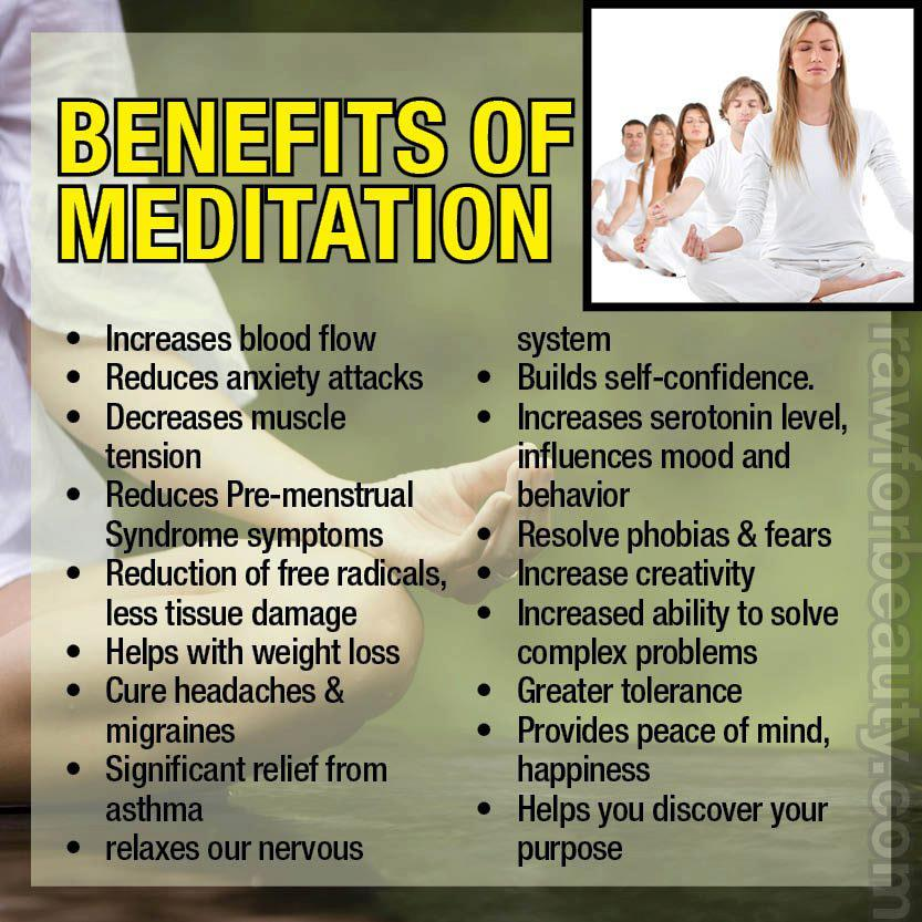 the benefit of meditation What does the mediation process offer while mediation can not guarantee specific results, there are trends that are characteristic of mediation this short article lists some of the typical benefits of mediation.