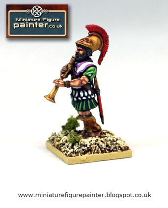 28mm ancient wargames painting service