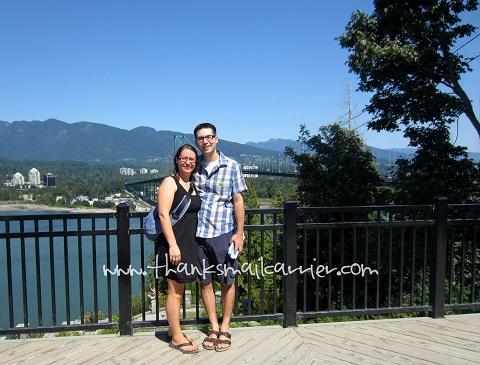 Vancouver ocean